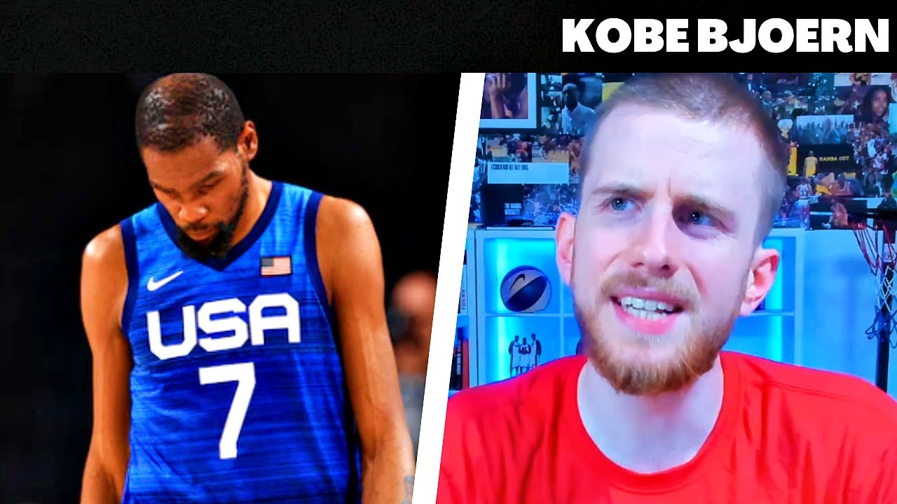USA Blamage gegen Frankreich | Olympia 2021 | KobeBjoern