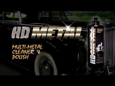 HD Metal - car care and detailing products