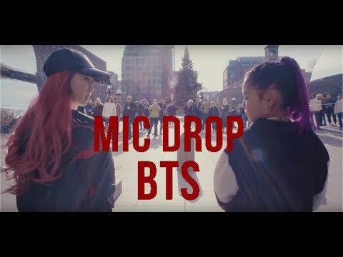 [KPOP IN PUBLIC CHALLENGE NYC] MIC DROP I BTS (방탄소년단) by I LOVE DANCE KIDS