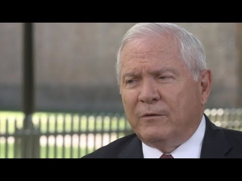 "Robert Gates says Trump's ""tough talk"" got the attention of North Korea"