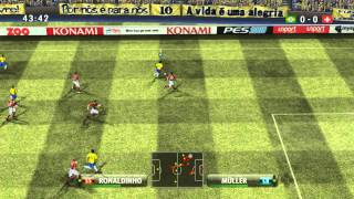 "Pro Evolution Soccer 2008: ""World Cup"" - Part 7"