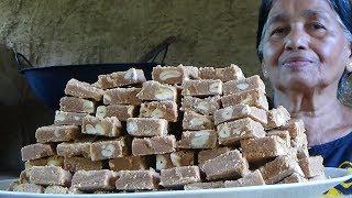 Village Foods ❤ Cashew Nut Caramel Fudge prepared in my Village by my Mom