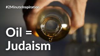 How Oil is the Story of Judaism