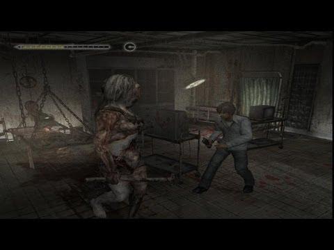 Silent Hill 4 (PS2) : Walkthrough - Hospital World