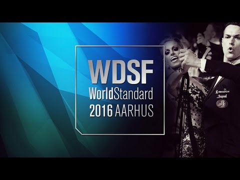 Stalder - Dreier, SUI | 2016 World Sandard | R1 SF | DanceSport Total