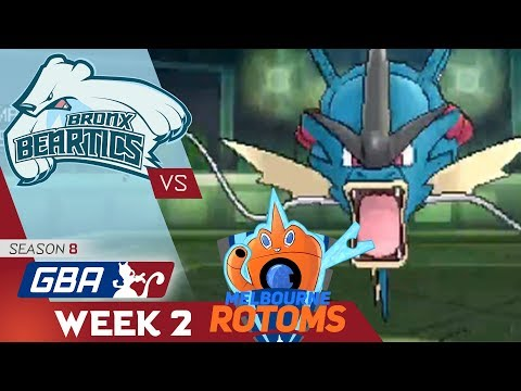 """DANCING IN THE RAIN"" Bronx Beartics vs Melbourne Rotoms! GBA S8 W2! Ultra Sun & Moon Wifi Battle"