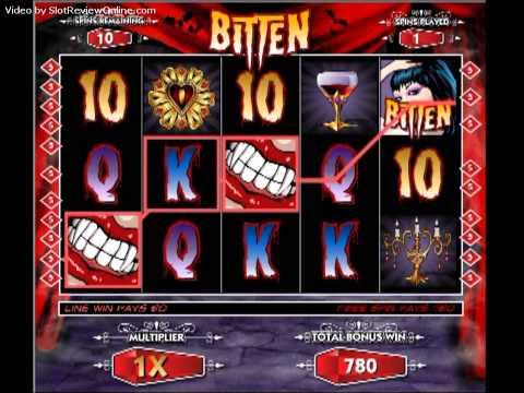 IGT Bitten Slot Machine Online Game Play