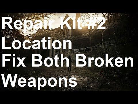Resident Evil 7 - Repair Kit #2