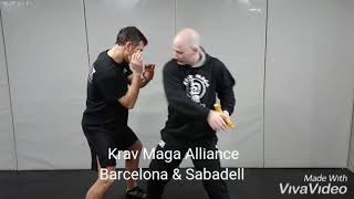 Krav Maga Self Defense Gun