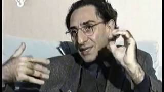 Franco Battiato - Intervista e Il Re del mondo (raro)