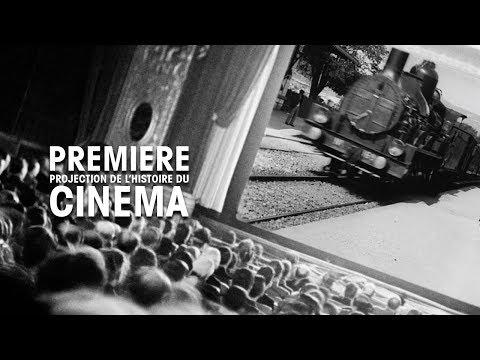Première Projection de l'Histoire du Cinéma - Frères Lumière - 28 Décembre 1895