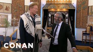 #ConanIsrael Sneak Peek: Bar Mitzvah  - CONAN on TBS