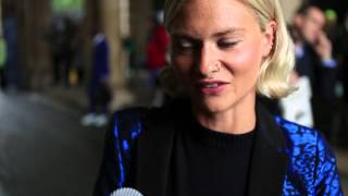 Rimmel London Fasion Week 2013 - Day 1 Street Style Thumbnail