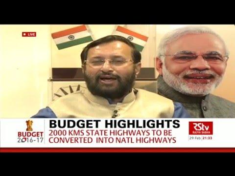 Union Budget 2016-17   Energy & Environment
