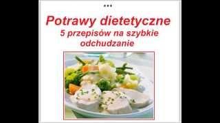 Potrawy dietetyczne -- 5 przepisów na szybkie odchudzanie