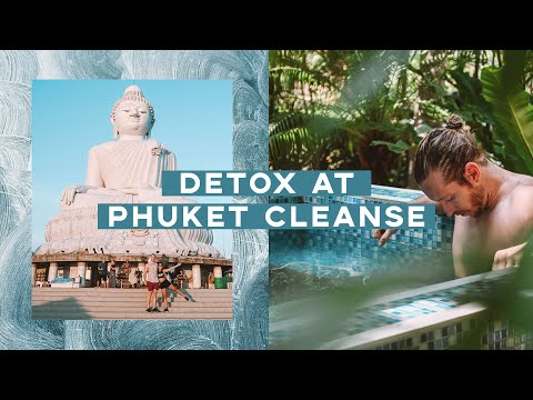 We TRAINED Intensively In PHUKET For 10 DAYS - Phuket Cleanse