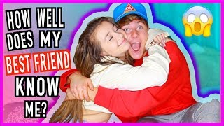 Finding Out If My Best Friend Is Fake! (best friend tag)