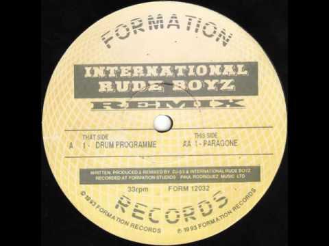 International Rude Boys - Drum Programme [Remix]