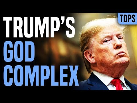 """Trump's """"Open on Easter"""" God Complex Gone Wrong"""