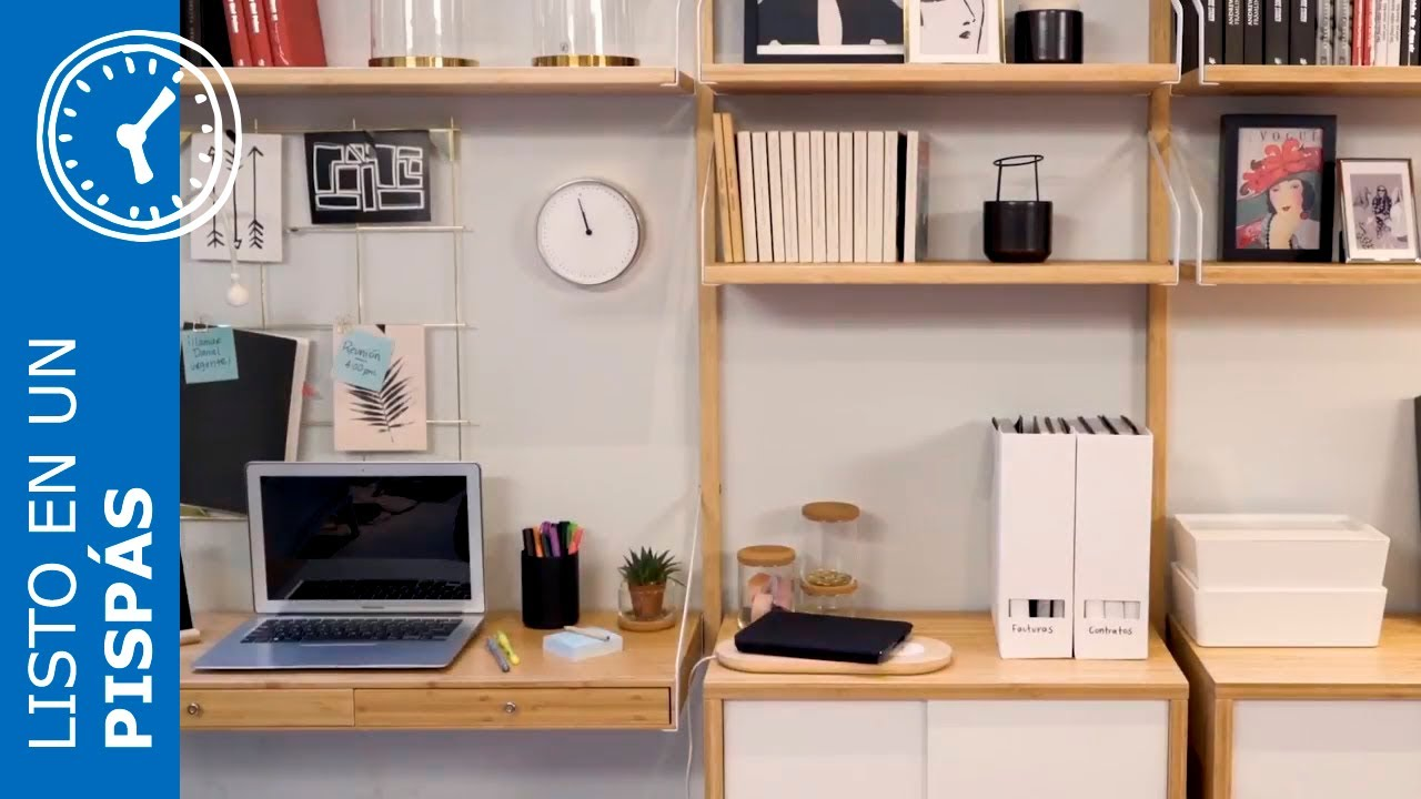 Ideas para oficinas y zonas de trabajo en casa IKEA