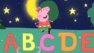 PEPPA PIG - Aprende El Abecedario (Canción infantil en ESPAÑOL)