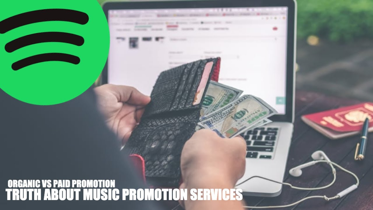 Organic Promotion VS Paid Promotion • Truth About Music Promotion Services 🤯