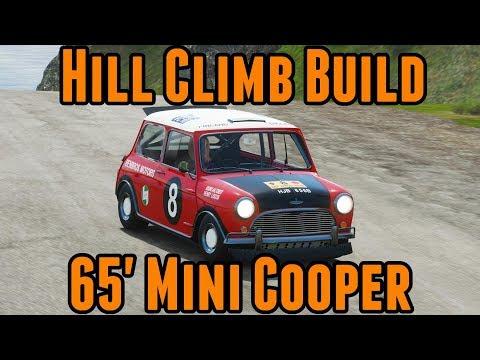 Forza Horizon 4 - Hill Climb Build -  65' Mini Cooper thumbnail