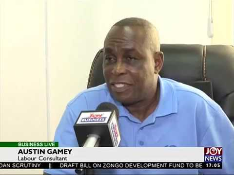 Public Holiday -  Business Live on JoyNews (3-7-17)