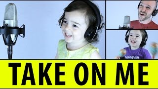 Take On Me (a-ha) | FREE DAD VIDEOS