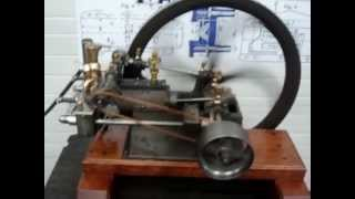2nd  video of the slide valve flame ignition test engine