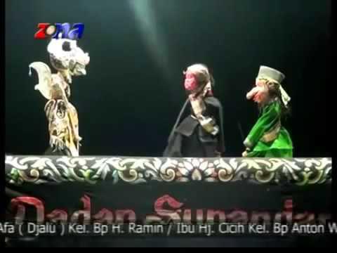 Wayang Golek sunda - Dawala Gugat 3 HD full