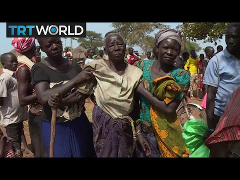 World Humanitarian Day: Midwives work at refugee camp in adversity