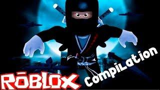 ROBLOX [FR] - Je Suis Un Ninja - Compilation Roblox #2
