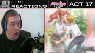 Sailor Moon Crystal - Act 17: Secret - Sailor Jupiter - JD Live Reactions