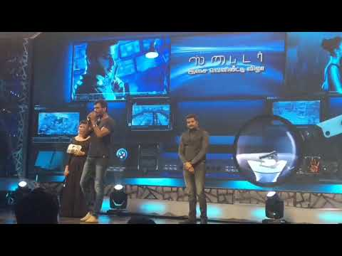 Vishal about SPYder movie and Mahesh Babu  ll Chennai audio launch credit Vishal guest