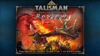 Talisman: Digital Edition Review - JumpToGamer