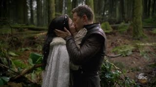 Snow Wakes David 6x22 Once Upon A Time