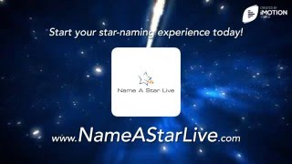 Name A Star Live Launch and Astronomy Software