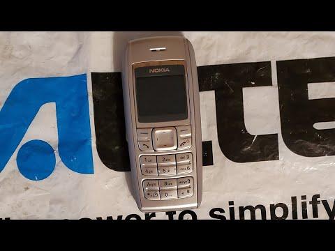 Consumer Cellular Nokia 1600