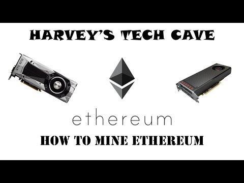 Ethereum Mining Tutorial (Nvidia+Amd)