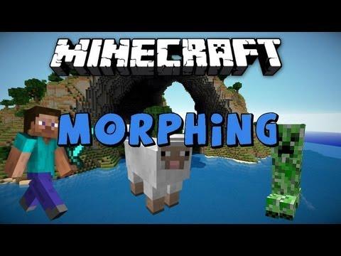 Morph mod for mcpe 9minecraft. Net.