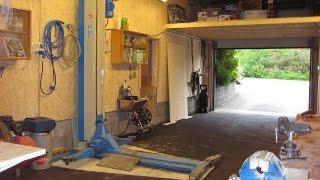 DIY carlift in my garage
