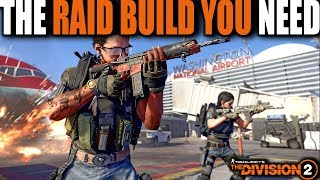 THE DIVISION 2 RAID BUILD YOU NEED | BUILD I USED TO BEAT FIRST 3 BOSSES IN DARK HOURS RAID