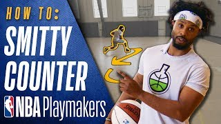 How to do the Smitty Counter | Devin Williams | NBA Playmakers