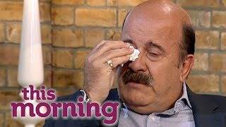Willie Thorne Breaks Down Confessing His Gambling Addiction | This Morning