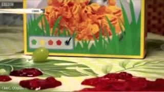 Детский телеканал показал мультфильм, в котором тост казнит яйцо в стиле ИГИЛ