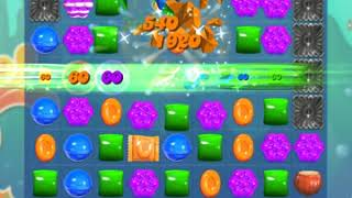 Candy Crush Saga Level 932 16 Moves Version (No boosters)