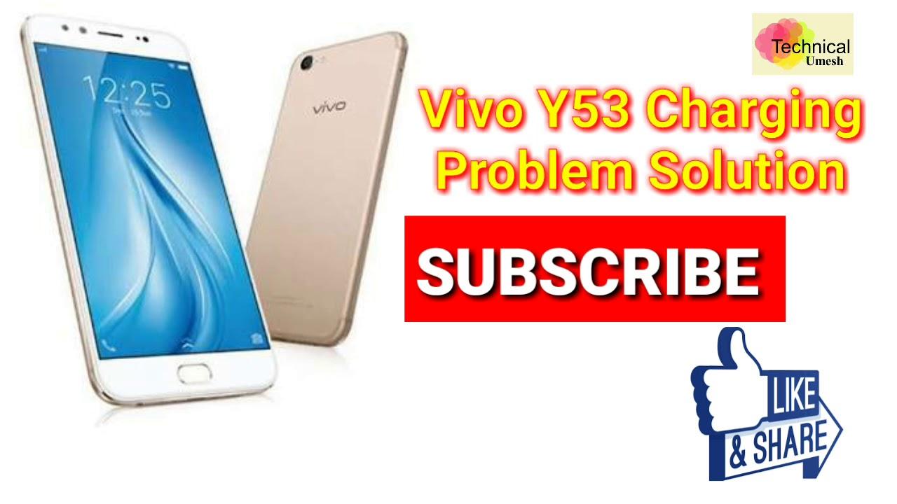 Vivo Y53 Charging Videos - Waoweo