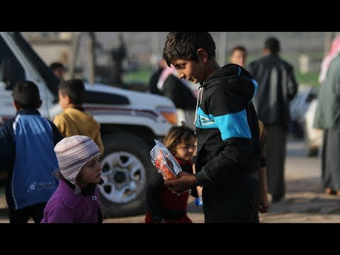Syrian refugees return home from Turkey following 'Operation Olive Branch'