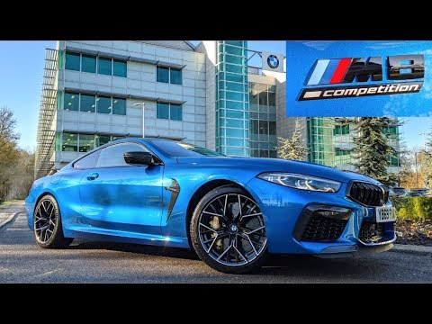 BMW Gave Me An M8 Competition